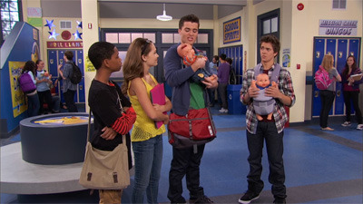 Lab Rats - 02x02 Spy Fly