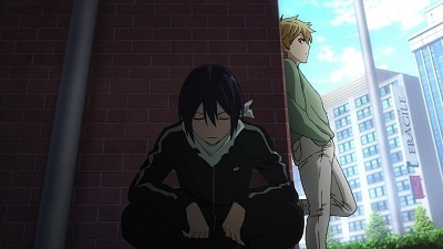 Noragami - 02x07 How to Worship a God