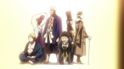 Noragami - 02x09 The Sound of a Thread Snapping