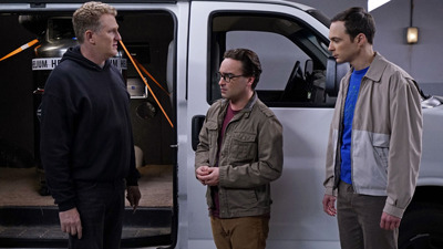 The Big Bang Theory - 09x06 The Helium Insufficiency