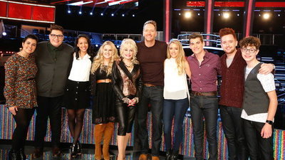 The Voice - 09x25 Live Semi-Final Results