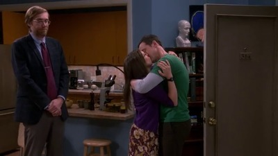 The Big Bang Theory - 09x10 The Earworm Reverberation