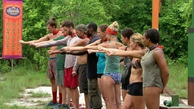Survivor - 31x10 Like Selling Your Soul to the Devil