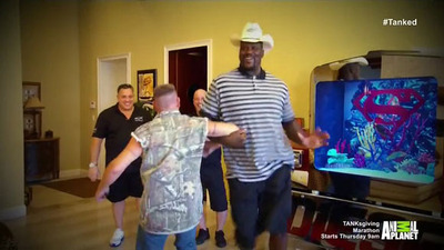 Tanked - 11x01 Fish Flop Hip Hop