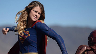 Supergirl - 01x06 Red Faced