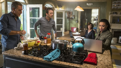 NCIS: New Orleans - 02x10 Billy and the Kid