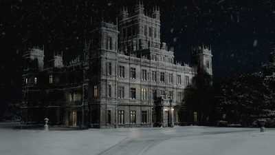 Downton Abbey (UK) - 06x09 Christmas Day Screenshot