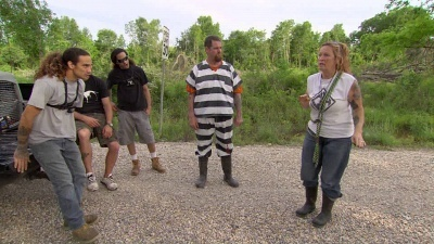 Pit Bulls and Parolees - 08x04 New Heights