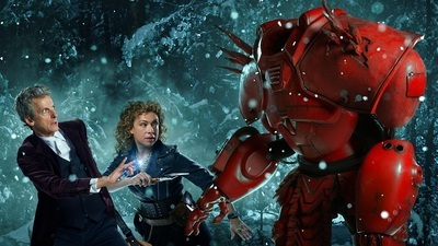 Doctor Who (UK) (2005) - TV Special: The Husbands of River Song Screenshot