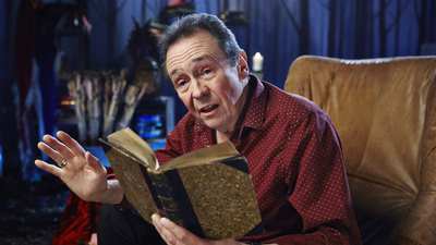 Crackanory (UK) - 03x01 Paul Whitehouse & Carrie Fisher
