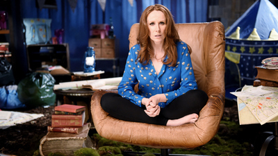 Crackanory (UK) - 03x02 Catherine Tate & Richard Ayoade
