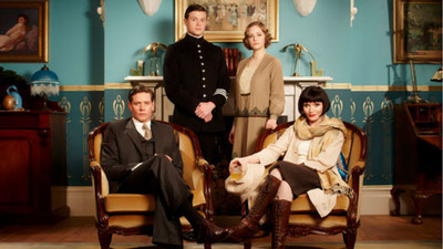 Miss Fisher's Murder Mysteries (AU) - TV Special: Miss Fisher Uncovered Screenshot