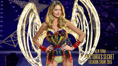 The Victoria's Secret Fashion Show - 14x01 The Victoria's Secret Fashion Show 2015 Screenshot