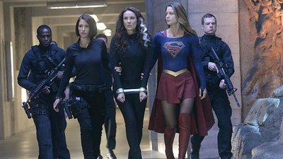Supergirl - 01x09 Blood Bonds