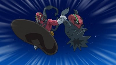 Pokémon - 15x09 The Mighty Accelguard to The Rescue!