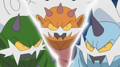 Pokémon - 15x12 Stopping The Rage of Legends! (2)