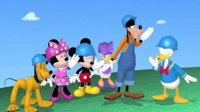 Mickey Mouse Clubhouse - 04x18 Donald's Brand New Clubhouse