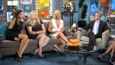 The Real Housewives of Orange County - 10x23 Secrets Revealed Screenshot