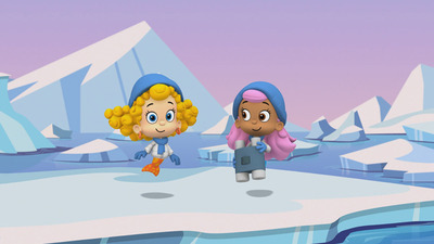Bubble Guppies - 04x06 Temple Of The Lost Puppy Screenshot