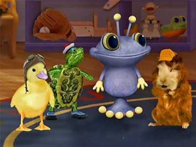 The Wonder Pets 2x26 Save The Visitor Sharetv