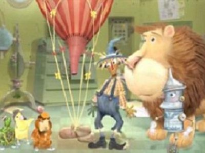 The Wonder Pets! - 03x37 In The Land Of Oz! Screenshot