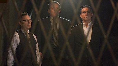 Person of Interest - 05x13 Return 0
