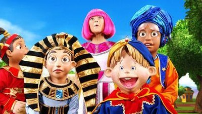 Lazy Town - 04x13 Mystery of the Pyramid Screenshot