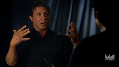 El Rey Network Presents: The Director's Chair - 01x10 Sylvester Stallone Screenshot