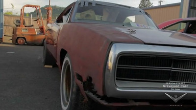 Graveyard Carz - 05x12 Pitch And Rides Screenshot
