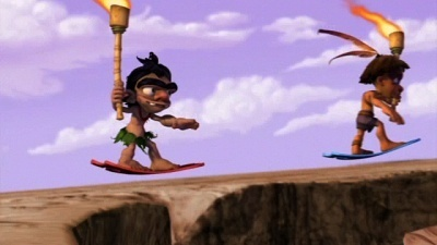 Tak and the Power of JuJu - 01x22 Giant Chief / Shrink A Dink