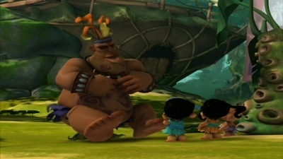 Tak and the Power of JuJu - 01x20 Sheep Dip / Slog the Babysitter
