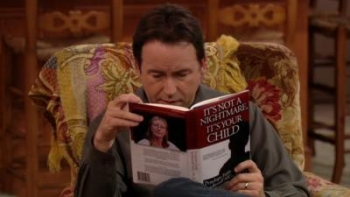 8 Simple Rules - 01x08 By the Book