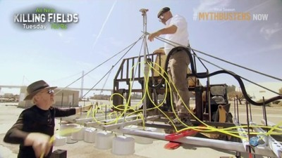 MythBusters - 17x04 Driven to Destruction Screenshot
