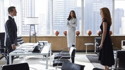 Suits - 05x12 Live to Fight  Screenshot