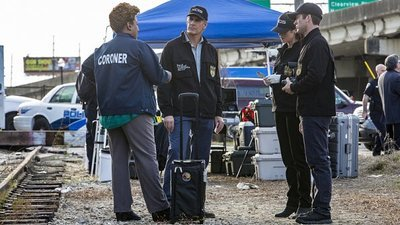 NCIS: New Orleans - 02x15 No Man's Land