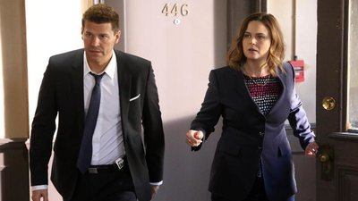 Bones - 11x15 The Fight in the Fixer