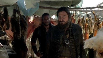 Black Sails - 03x02 XX
