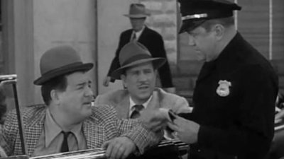 The Abbott and Costello Show - 02x26 Barber Lou Screenshot