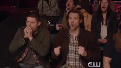 Supernatural - 11x15 Beyond the Mat