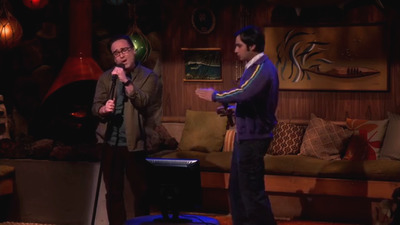 The Big Bang Theory - 09x16 The Positive Negative Reaction