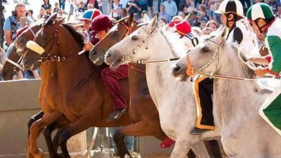 Storyville (UK) - 23x03 The Toughest Horse Race in the World: Palio Screenshot
