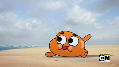 The Amazing World of Gumball - 04x23 The Origins (2) Screenshot