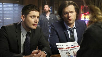 Supernatural - 11x17 Red Meat