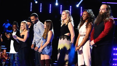 The Voice - 10x26 Live Semi-Final Results