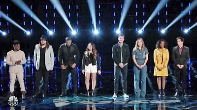The Voice - 10x20 Live Top 11 Eliminations