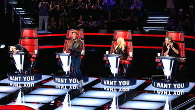 The Voice - 10x06 Blinds End and Battles Begin