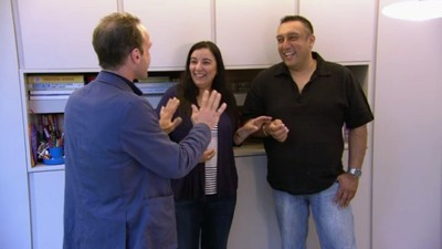 £100k House: Tricks of the Trade (UK) - 02x06 Hardeep and Rupinder / Adam Screenshot