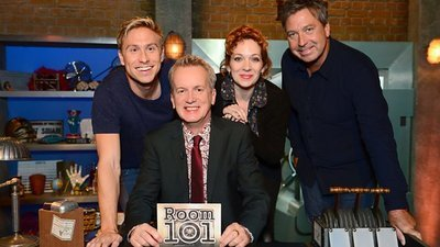 Room 101 (UK) - 16x08 Katherine Parkinson, Russell Howard & John Torode  Screenshot