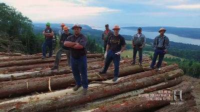 AX Men - 09x15 All Hail The King Screenshot