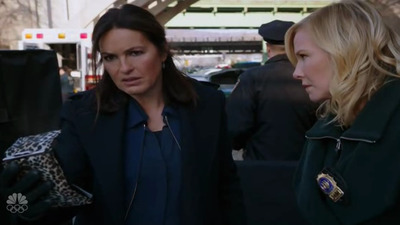 Law & Order: Special Victims Unit - 17x19 Sheltered Outcasts